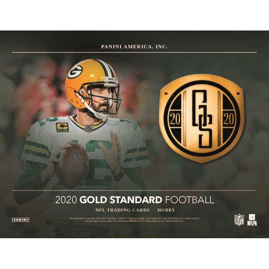 2020 Hobby Box Panini Gold Standard Football