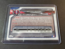 Load image into Gallery viewer, 2018 Bowman Chrome 1st Brusdar Graterol