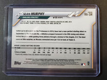 Load image into Gallery viewer, 2020 Topps Chrome Sean Murphy Autographed Rookie