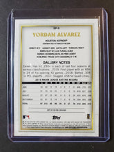 Load image into Gallery viewer, 2020 Topps Gallry Yordan Alvarez Gallery Preview
