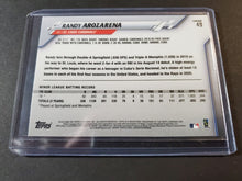 Load image into Gallery viewer, 2020 Topps Chrome Randy Arozarena Rookie