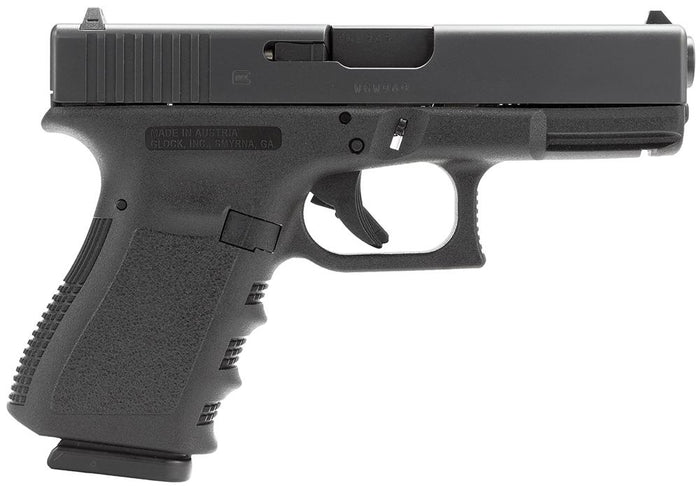 Glock (9mm, .40 S&W or .45 ACP) - 10 Rounds (1x10 Round Mag)