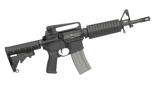 AR-15 (M4) .223 Fully Automatic