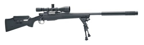 FN SPR Sniper Rifle 7.62x51mm (.308) - 10 Rounds (2x5 Round Mag)