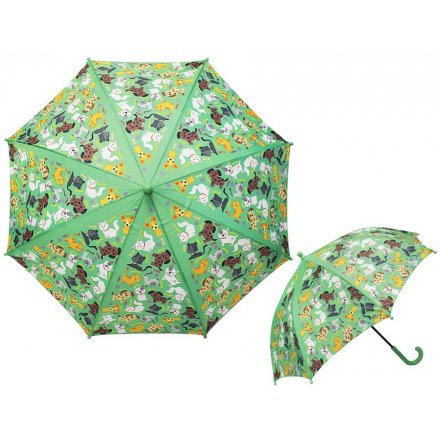 Cats and Dogs Children's Umbrella