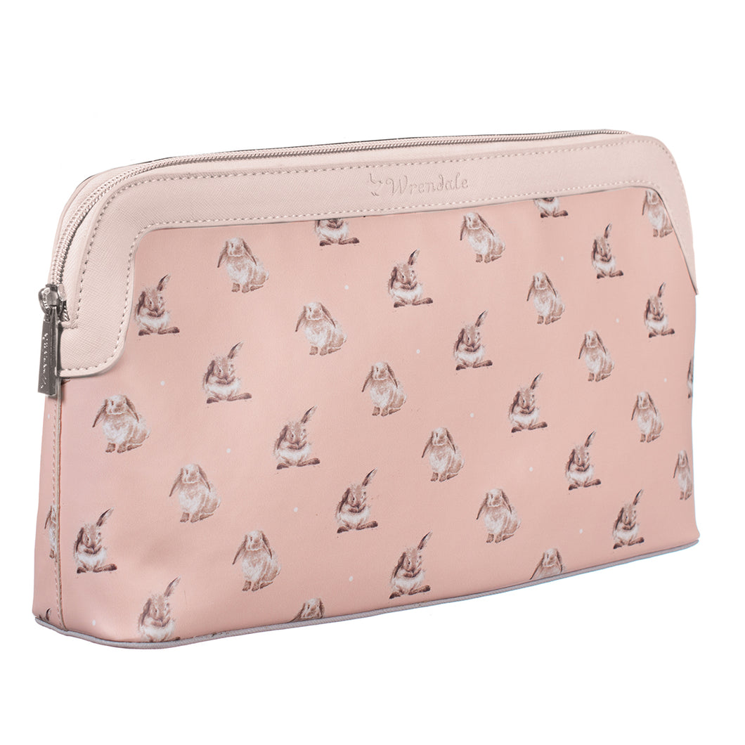 Wrendale Large Bunny Cosmetic Bag