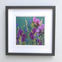 Load image into Gallery viewer, 'Turquoise pinks' Giclée Print
