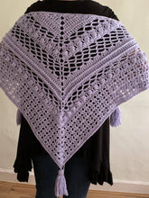 Load image into Gallery viewer, Silvia Hand made shawl-wrap