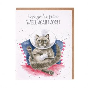 Wrendale Designs Get Well Soon Cards (Multiple Designs)
