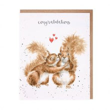 Load image into Gallery viewer, 'Congratulations' Cards by Wrendale (3 designs)