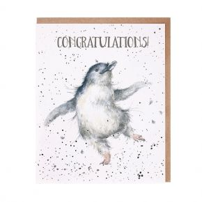 'Congratulations' Cards by Wrendale (3 designs)