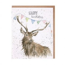 Load image into Gallery viewer, Wrendale Happy Birthday Cards - Multiple Designs