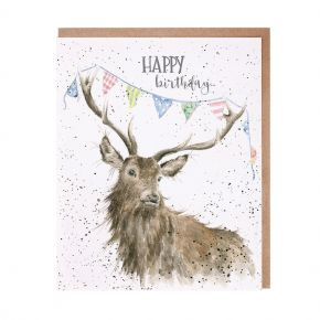 Wrendale Happy Birthday Cards - Multiple Designs