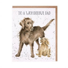 Load image into Gallery viewer, Cards for Dad by Wrendale - Multiple Designs