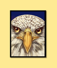 Load image into Gallery viewer, A4 Eagle Bird Print
