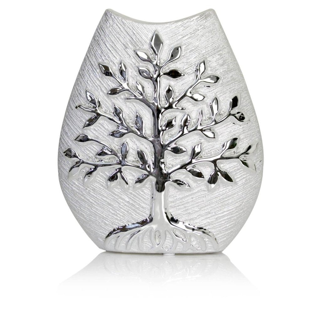 Luxe Tree Of Life Vase