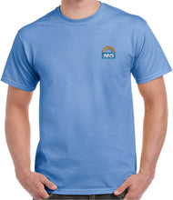 Load image into Gallery viewer, Mens Basic Short Sleeve Rainbow T-shirt