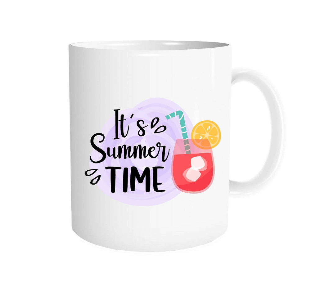 It's Summer Time Mug
