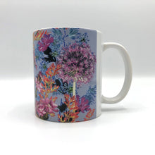 Load image into Gallery viewer, Floral mug for sale, floral kitchenware, flowery mugs