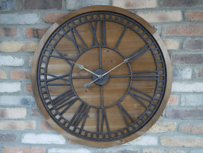 Lord's Large Wall Clock