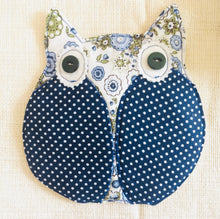 Load image into Gallery viewer, Owl Bunting, Woodland Garland