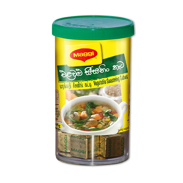Maggi Soup Cube Vegetable 20x4g