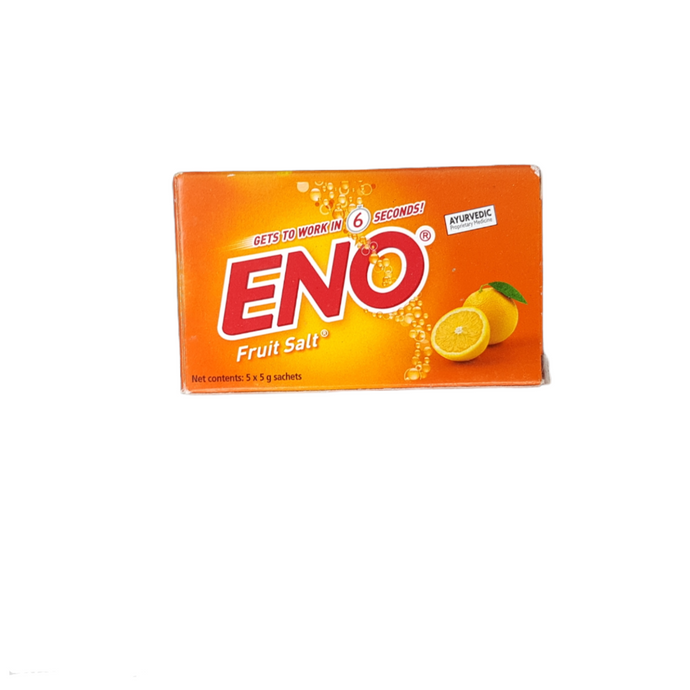 Eno Fruit Salt 5x5g
