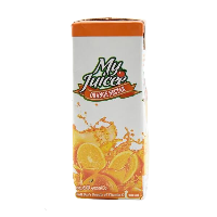 Myjuice orange nectar 180ml
