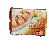 Haldiram's Orange flavoured soan papdi 250g