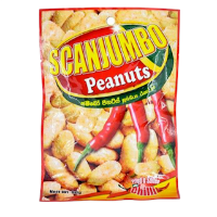 Scan Jumbo Peanuts 80G Fried And Salted With Chilli