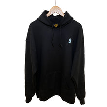 Load image into Gallery viewer, Essential GJ Silver-blue Logo - Hoodie