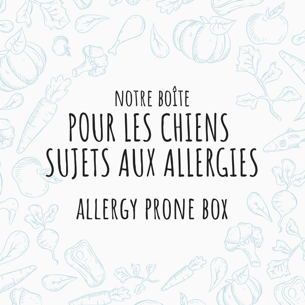 Allergy Prone Box