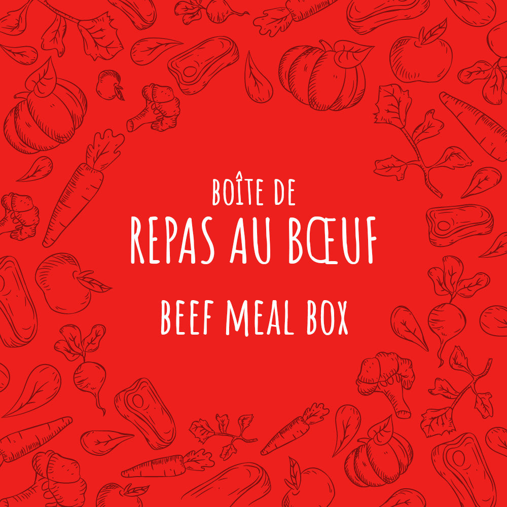 Beef Meal Box