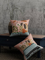 Load image into Gallery viewer, Type Writer Print Set of 2 Cushion Cover