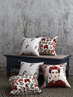 Load image into Gallery viewer, Frida Kahlo Print Set of 5 Cushion Cover