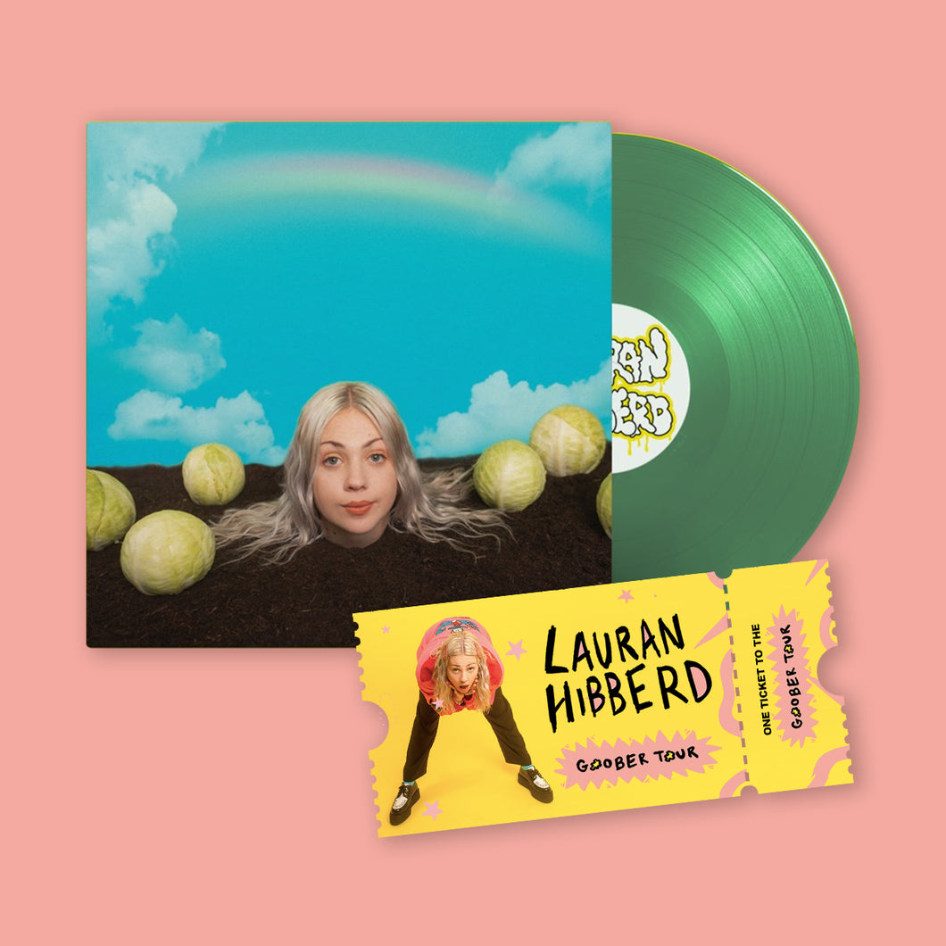 Goober - LP + Ticket / Bristol