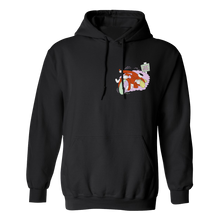 Load image into Gallery viewer, The Headless Hibberd Hoody (Black)