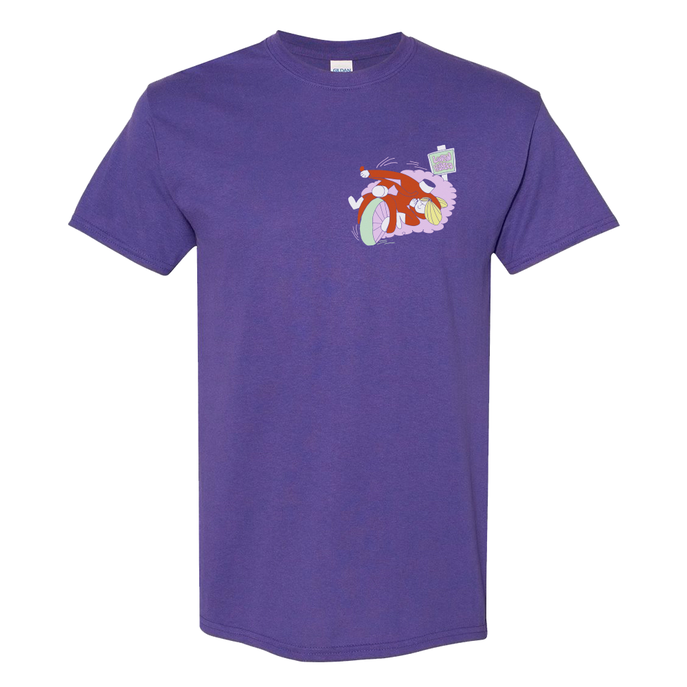 The Headless Hibberd T-Shirt (Violet)