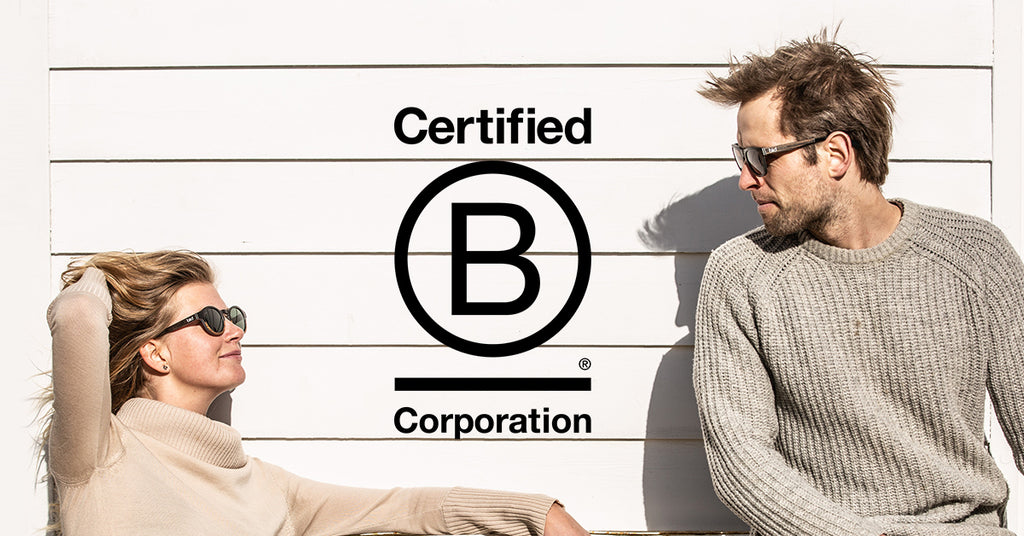 Bird becomes certified B Corp - the first eyewear company in the UK
