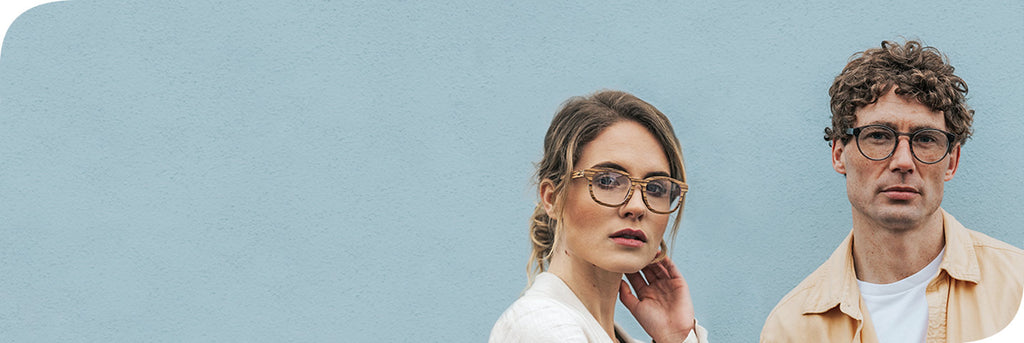 Sustainable eyewear for women who care about the world