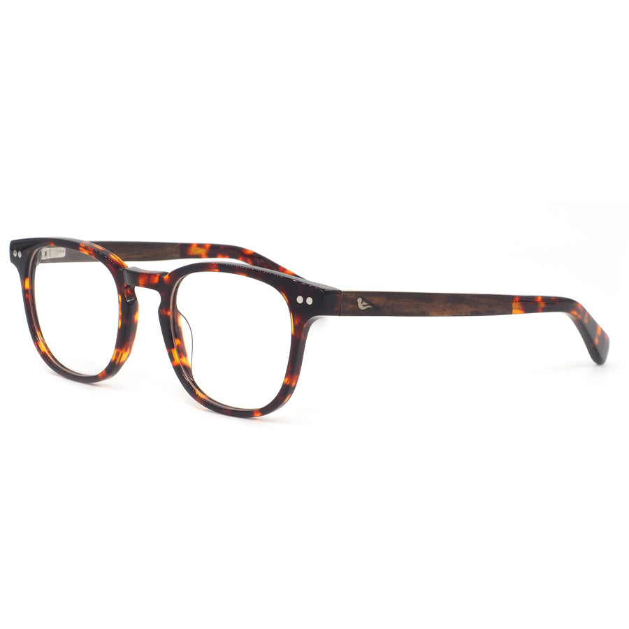 ALBA-Tortoiseshell-Front-side-womens-square-glasses