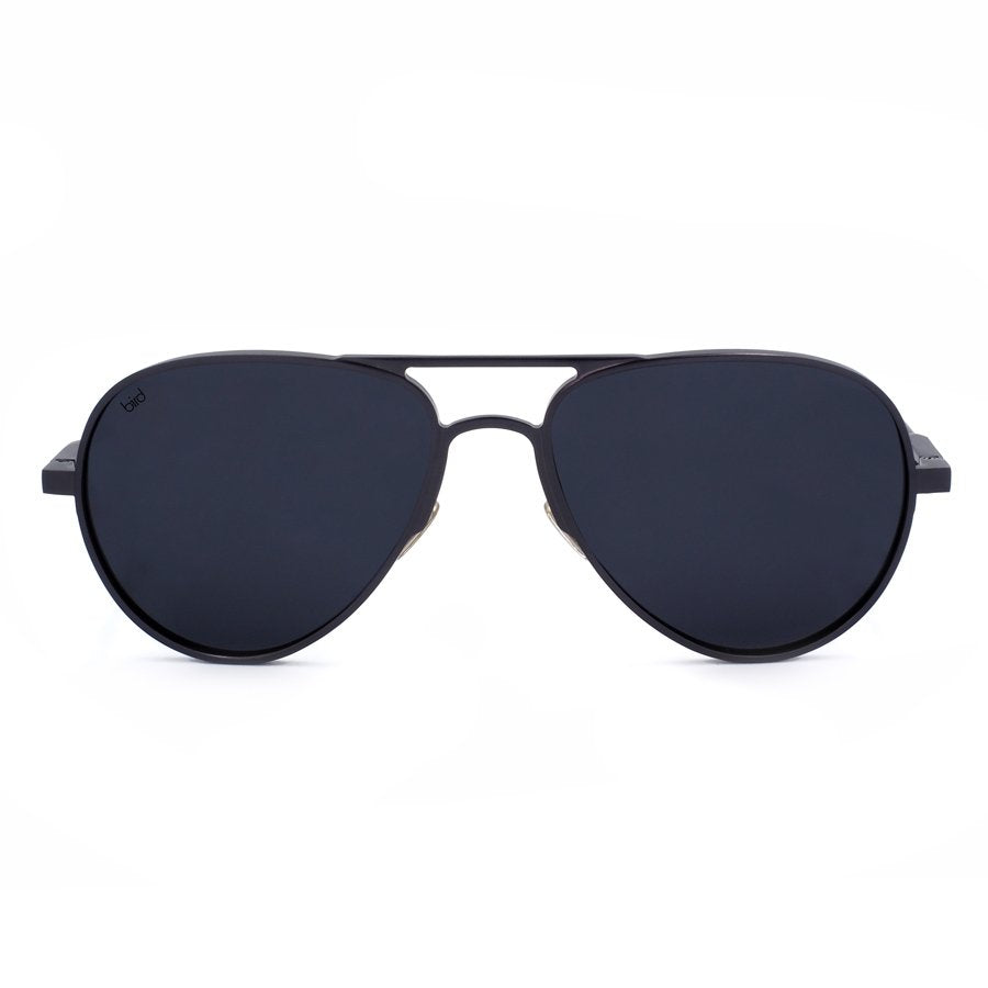 Apollo-Aviator-S-Black-front-Satellite-Bird-Sunglasses