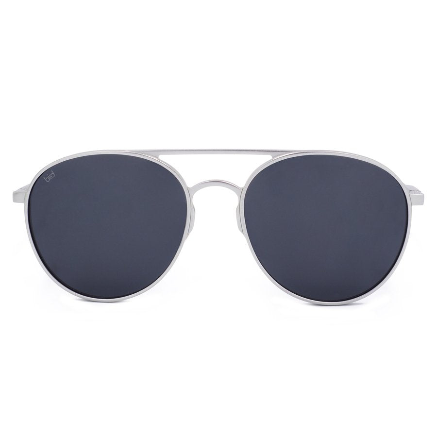 Apollo-aviator-L-Silver-front-Satellite-Bird-Sunglasses