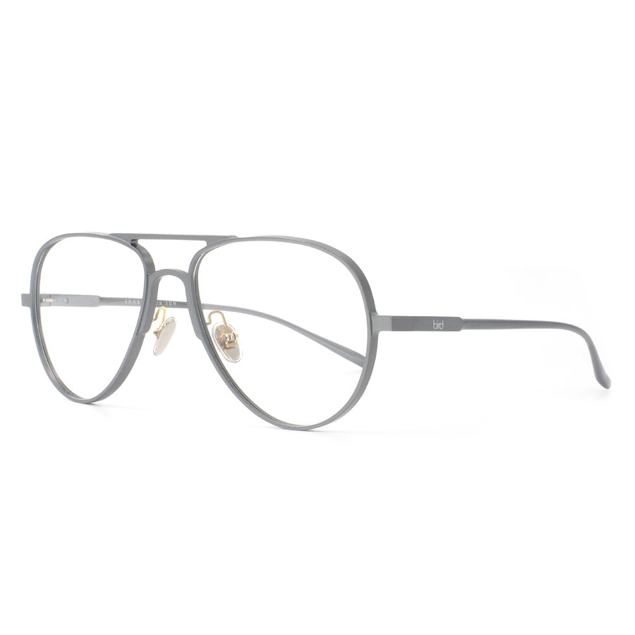 Aviator-Silver-Alloy-prescription-sunglasses-Front-side