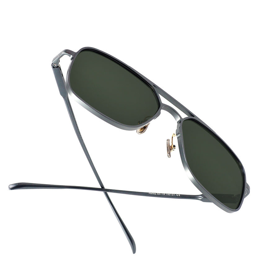 Halley-Gunmetal-front-Satellite-Bird-Sunglasses