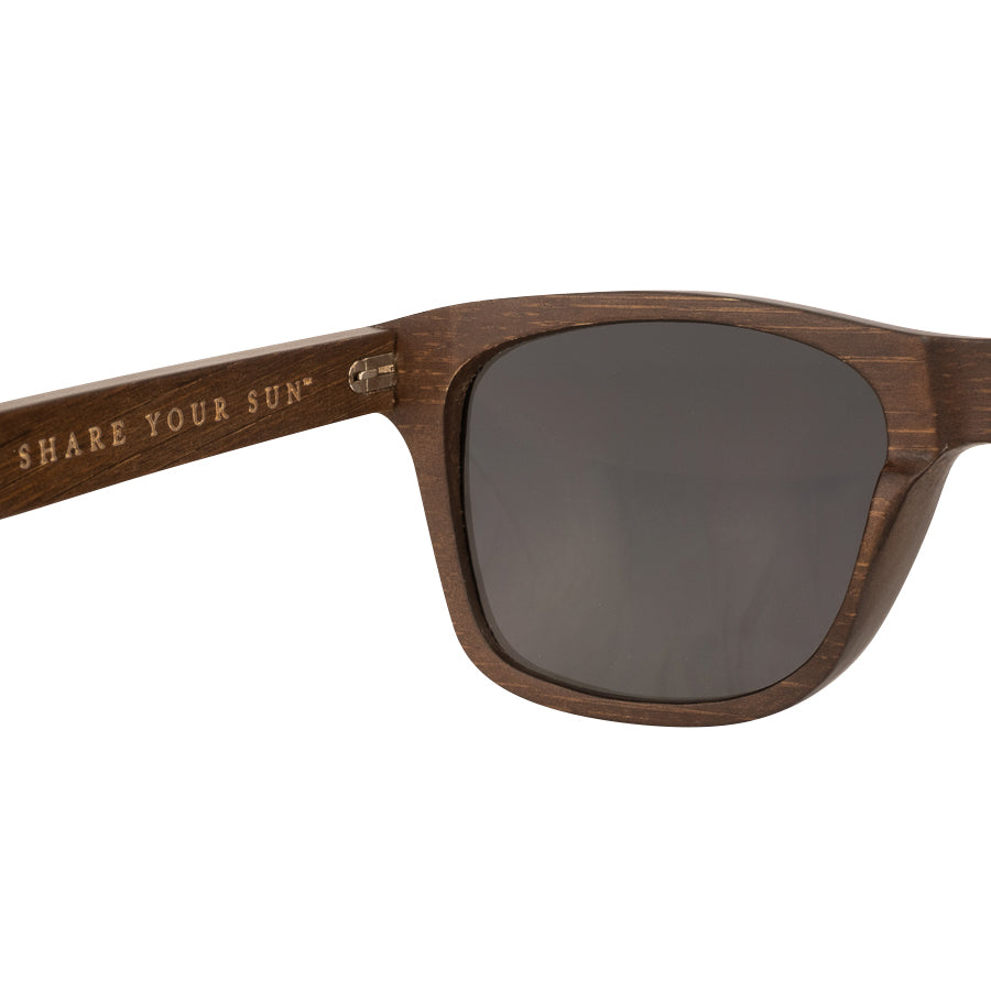 JAY-Feather-BROWN-Bird-Sunglasses-back-detail