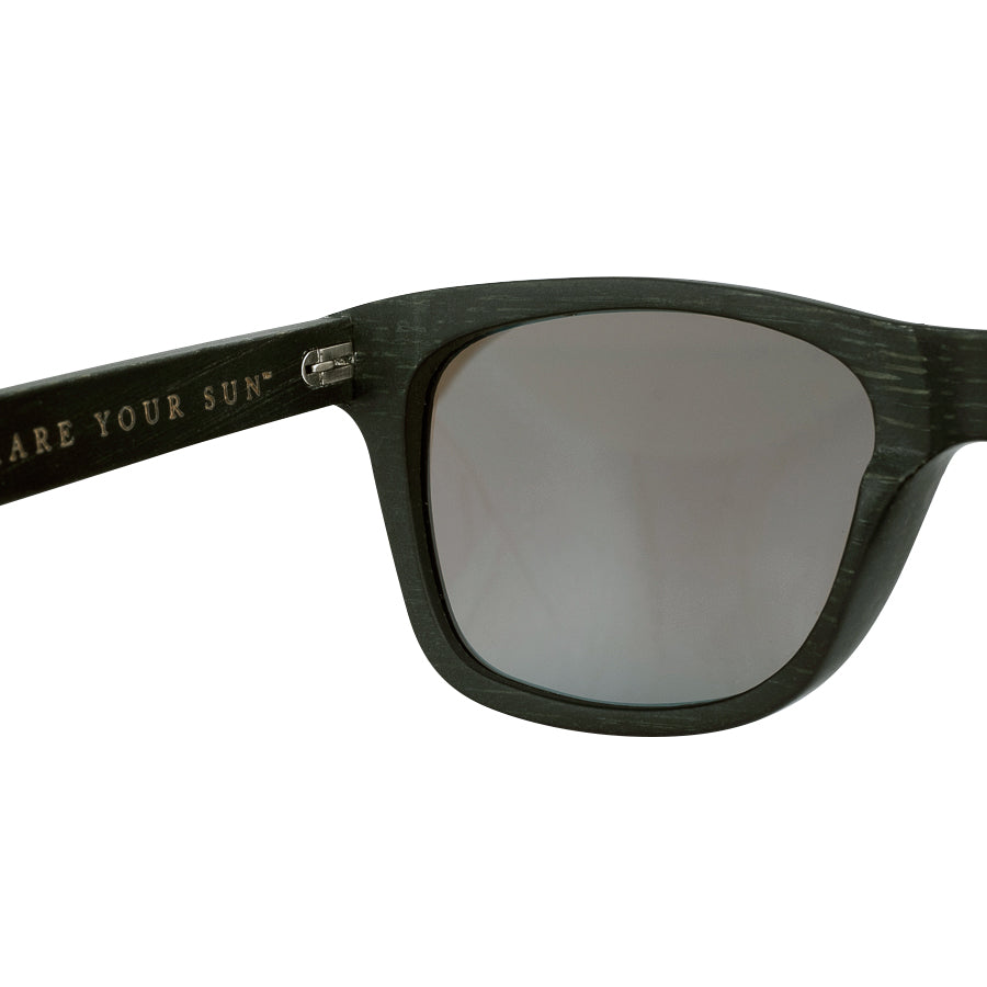 JAY-Feather-Black-Bird-Sunglasses-Back-detail