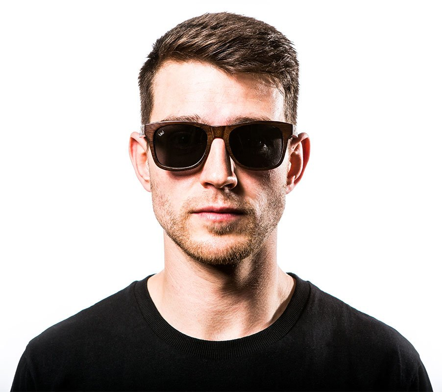 Jay-brown-sunglasses-male-front-view