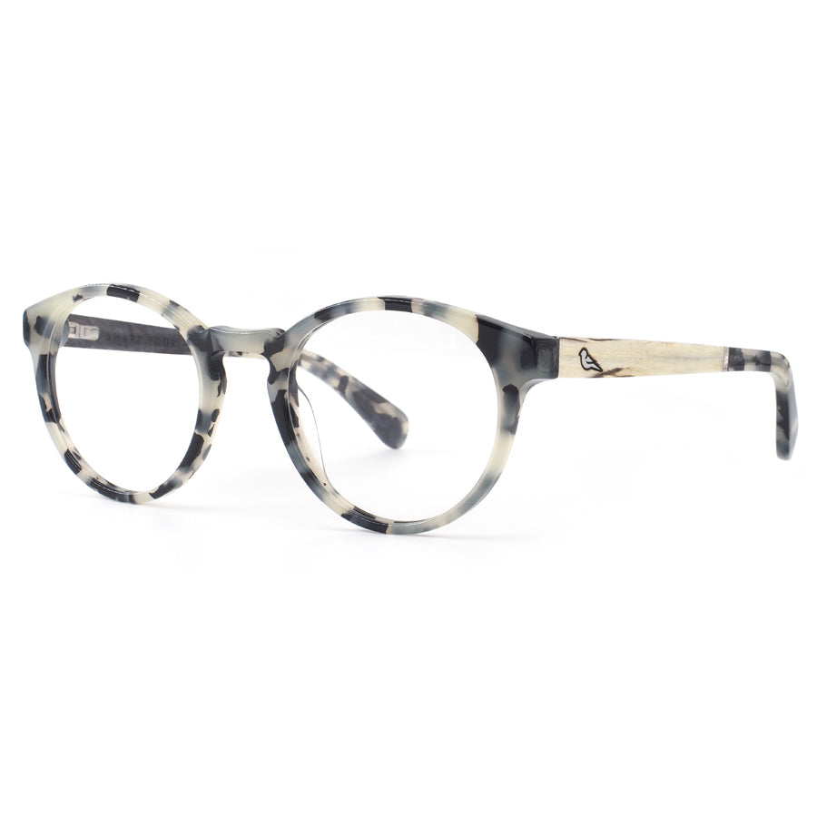 KAKA-prescription-glasses-for-women--Snow-front-side