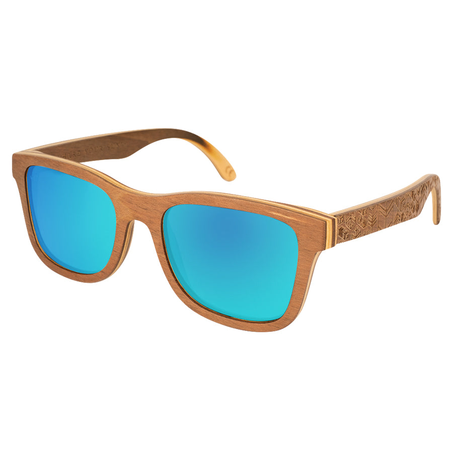 PETREL-BLUE-Bird-Sunglasses-Front-left
